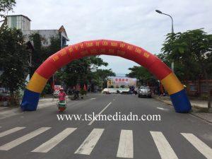 cho thuê cổng hơi tại Đà Nẵng