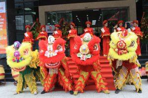 TSK Media chuyên cung cấp đội Lân Sư Rồng tại Đà Nẵng