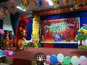 Tổ chức lễ Trung Thu tại Đà Nẵng