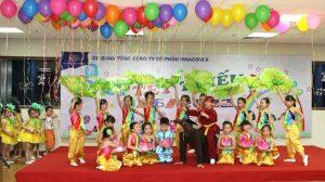công ty tổ chức ngày quốc tế Thiếu Nhi 1/6 tại Đà Nẵng