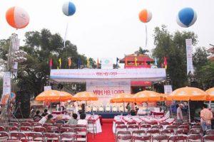 cho thuê khinh khí cầu bóng bay sự kiện tại Đà Nẵng